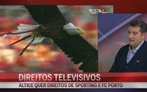 """Contrato com NOS: """"É excelente para o Benfica hoje"""""""