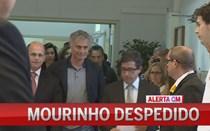 José Mourinho foi despedido do Chelsea