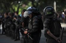 Pelo menos 18 pessoas detidas no Rio de Janeiro em protestos