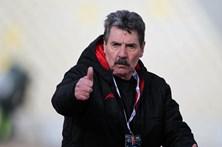 """Toni diz que Sporting é a """"grande desilusão"""""""