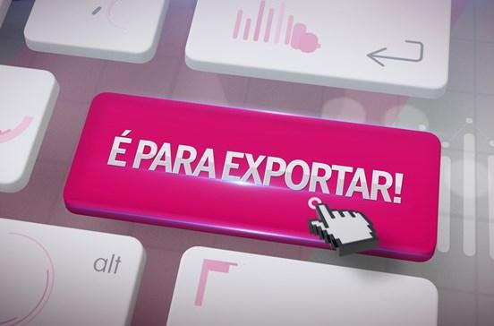 É para Exportar!
