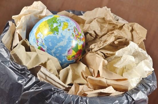 Vamos combater o desperdício alimentar
