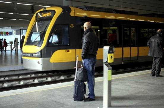 Extensão do Metro do Porto até Vila D'Este custa 106 milhões
