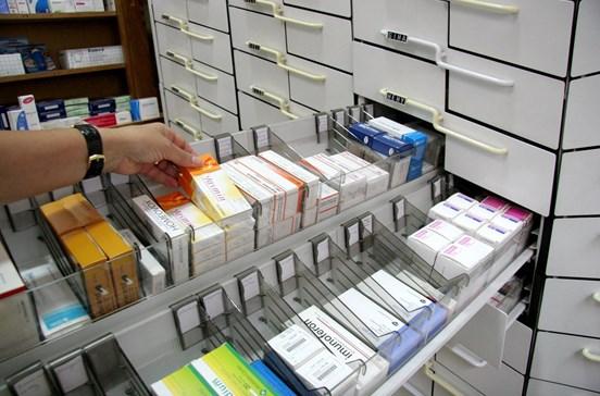 Despesa com medicamentos sobe para os 1911 milhões