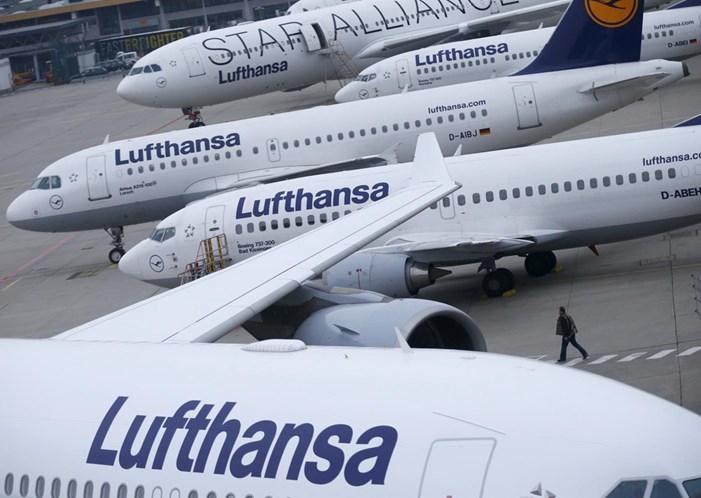 Terça-feira de greve em quatro aeroportos alemães