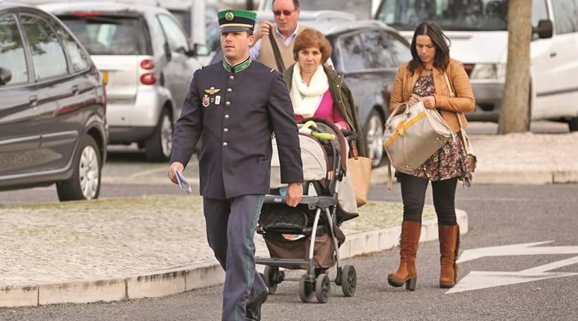 Militar chora ao ser absolvido