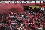 Polícia intervém em desacatos entre adeptos do Benfica
