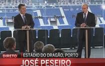 """Pinto da Costa deposita """"total confiança"""" em Peseiro"""