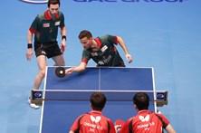 Portugal na final do Europeu de ténis de mesa