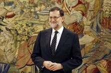 """""""Pensámos muito e o 155 será aplicado"""", diz Rajoy"""