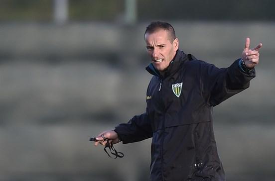 Petit é o novo treinador do Paços de Ferreira
