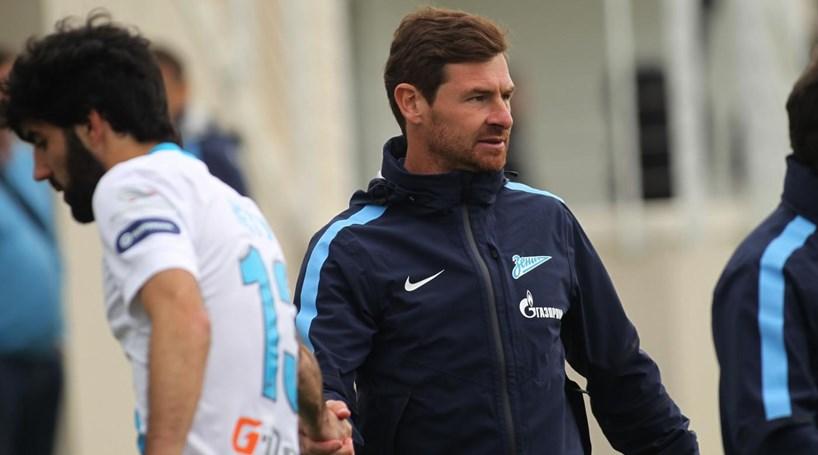 Villas-Boas chega ao Porto