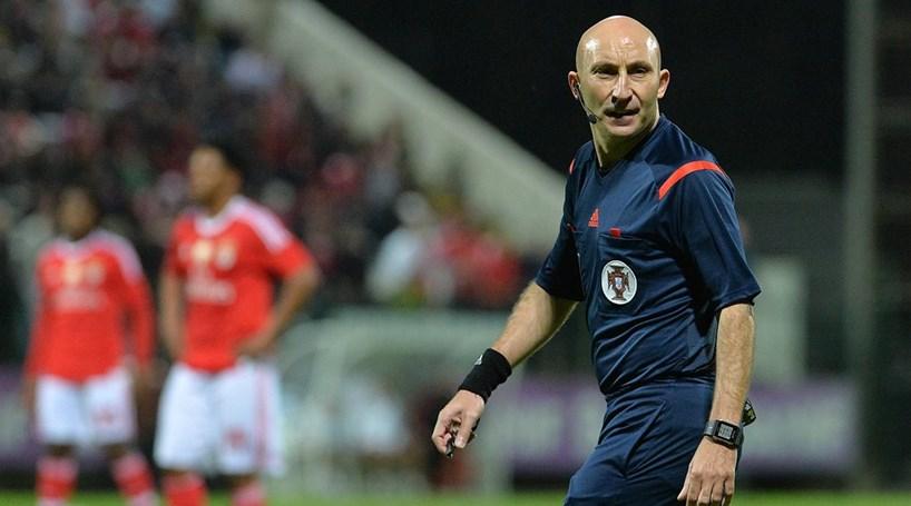 Sporting de Braga contrata ex-árbitro