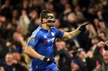 Diego Costa abre caminho a goleada do Chelsea