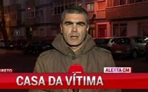 CMTV fala com família de baleado em Sintra