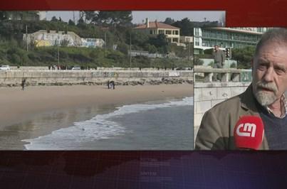 CMTV fala com popular que encontrou corpo