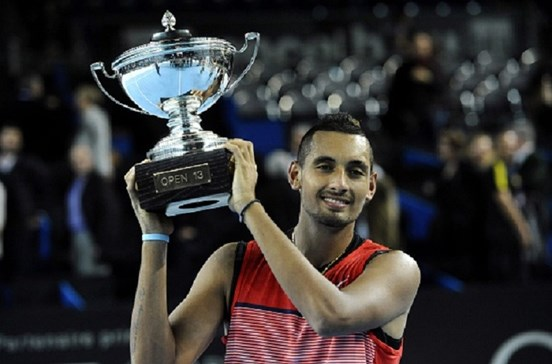 Nick Kyrgios desiste do Estoril Open