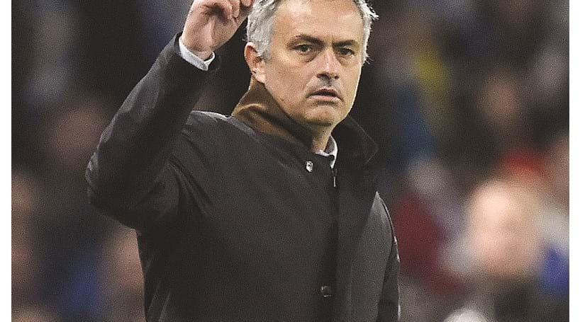 Mourinho já tem casa
