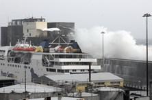 Madeira sob aviso laranja devido ao mau tempo