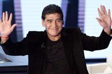 """Maradona considera Mbappé a """"revelação"""" e """"aborrecida"""" a disputa da Bola de Ouro"""