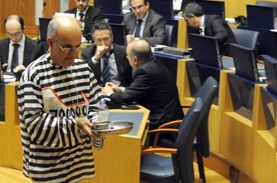 As fotos mais polémicas de José Manuel Coelho