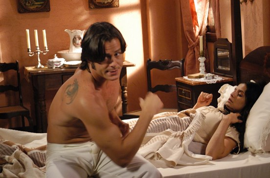 CMTV apresenta 'Escrava Isaura'