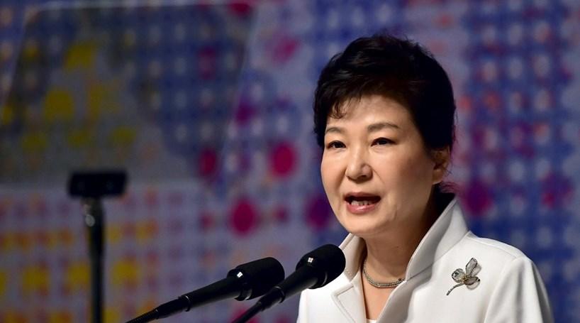 Presidente da Coreia do Sul pede ao parlamento para preparar a sua saída