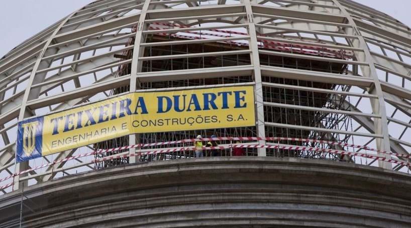 Teixeira Duarte pede estatuto de empresa em reestruturação