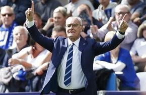 Ranieri é o melhor treinador do mundo