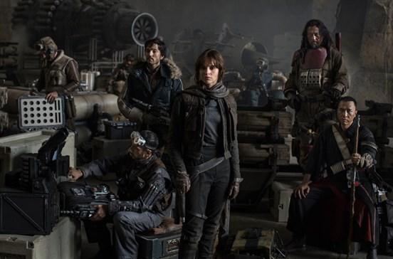 'Star Wars' caminha para os 10 mil milhões