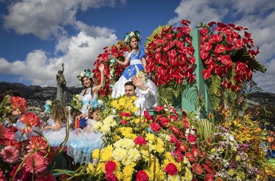 Festa da Flor com taxa de ocupação hoteleira de 90%