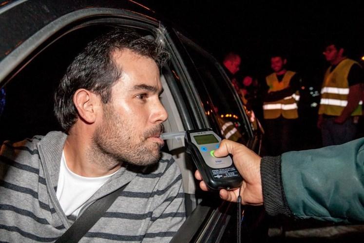 GNR fiscaliza condução sob efeito de álcool a partir de amanhã