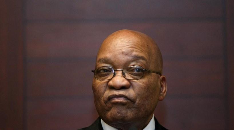 Ministros sul-africanos apelam à demissão do presidente