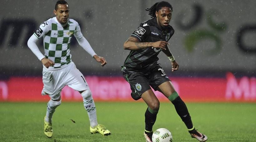 Rúben Semedo recuperado no Sporting