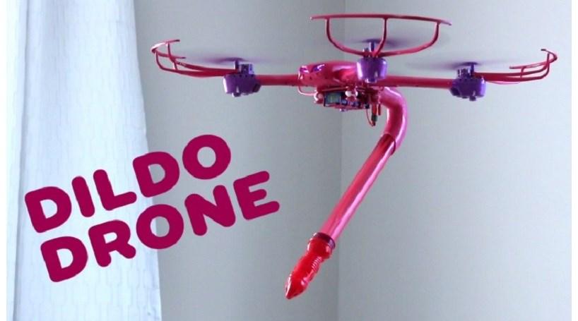 Já existe um drone vibrador