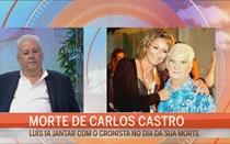 """""""O Carlos Castro e o Renato eram um casal normal"""""""