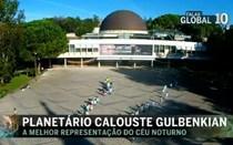 Conheça o Planetário Calouste Gulbenkian