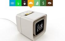 Um gadget para acordar bem-disposto