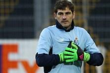 Casillas é o único jogador do FC Porto com prémios em dia