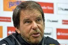 Manuel Machado substitui Petit no comando técnico do Moreirense