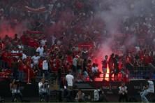 """Benfica está """"absolutamente tranquilo"""" com segurança para o 'clássico'"""