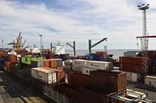 Portos do continente movimentam recorde de 81,3  milhões de toneladas