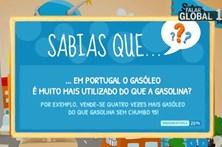 Mais gasóleo do que gasolina em Portugal