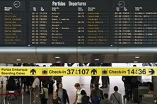 Aeroportos sem impacto da greve de seguranças e vigilantes privados