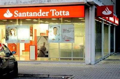 Lucro do Santander Totta sobe 9% no primeiro trimestre de 2016