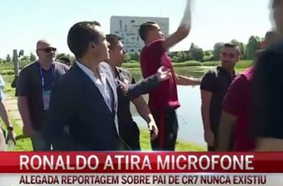 CM e CMTV são alvo de boatos acerta de Ronaldo