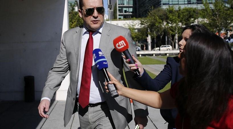 Paulo Pereira Cristóvão acusa Bruno de Carvalho de forjar e-mail