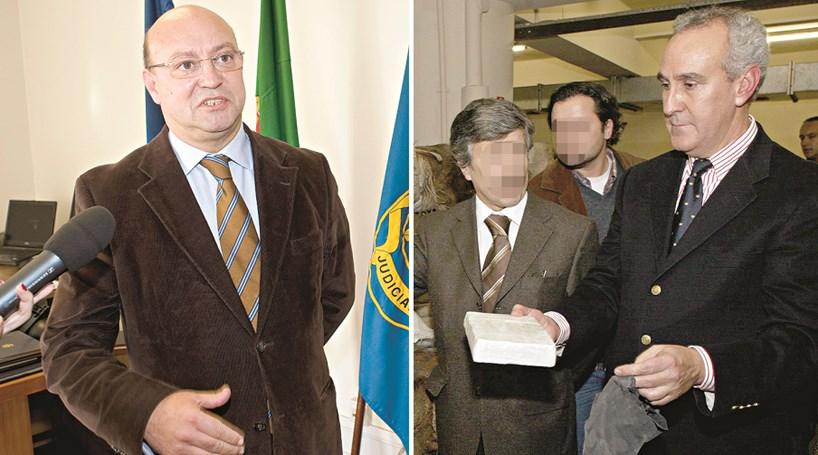 Dois inspetores da PJ acusados de tráfico de droga, corrupção e associação criminosa