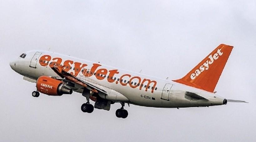 Passageiros da easyJet em Portugal aumentam 16%