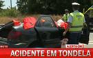 Cinco feridos em acidente em Tondela